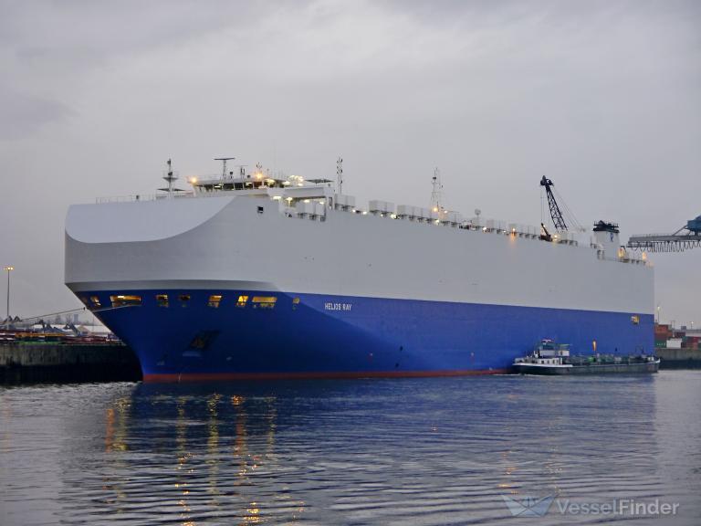 Izraelski statek zaatakowany na wodach Zatoki Perskiej  - GospodarkaMorska.pl