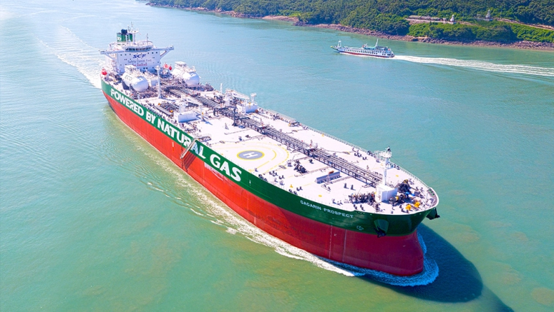 Od początku roku zamówiono już 27 statków napędzanych LNG - GospodarkaMorska.pl