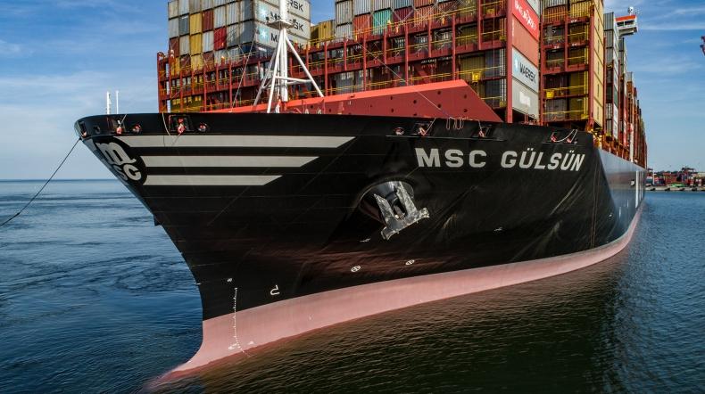 Bloomberg: Wyższe koszty frachtu morskiego kontenerów utrzymają się jeszcze przez długi czas - GospodarkaMorska.pl
