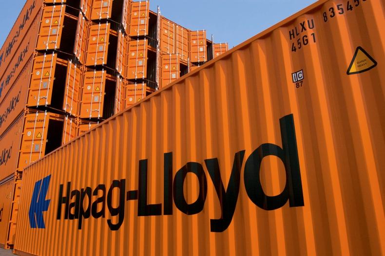 Hapag-Lloyd zamówił 150 tysięcy kontenerów morskich za 550 mln dolarów - GospodarkaMorska.pl