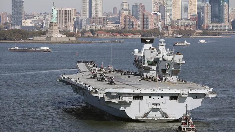 """""""The Sunday Times"""": dwa brytyjskie okręty zostaną skierowane na Morze Czarne - GospodarkaMorska.pl"""