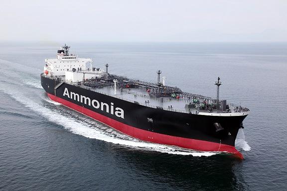 Liderzy żeglugi pracują nad opracowaniem wytycznych bezpieczeństwa dla paliwa amoniakowego - GospodarkaMorska.pl