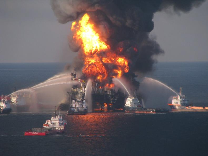 11 lat od katastrofy Deepwater Horizon - GospodarkaMorska.pl
