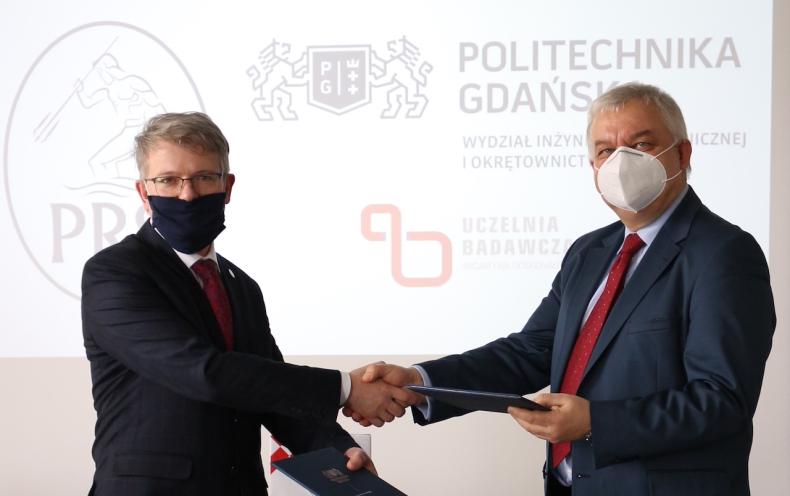 Projektowanie i Budowa Jachtów - nowy kierunek i współpraca Politechniki Gdańskiej z PRS - GospodarkaMorska.pl