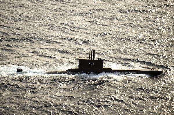 Kolejne kraje dołączają do poszukiwań zaginionego indonezyjskiego okrętu podwodnego - GospodarkaMorska.pl