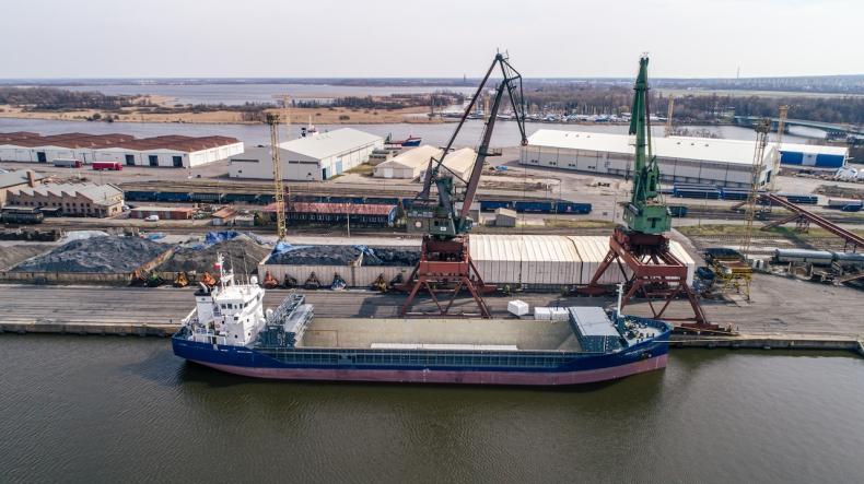 Bulk Cargo Port Szczecin - wzrost przeładunków w I kwartale i dobre perspektywy [wideo] - GospodarkaMorska.pl