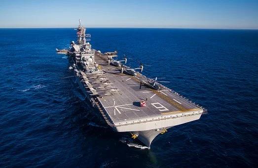 Chiny apelują do USA o zmniejszenie aktywności wojskowej na pobliskich morzach - GospodarkaMorska.pl