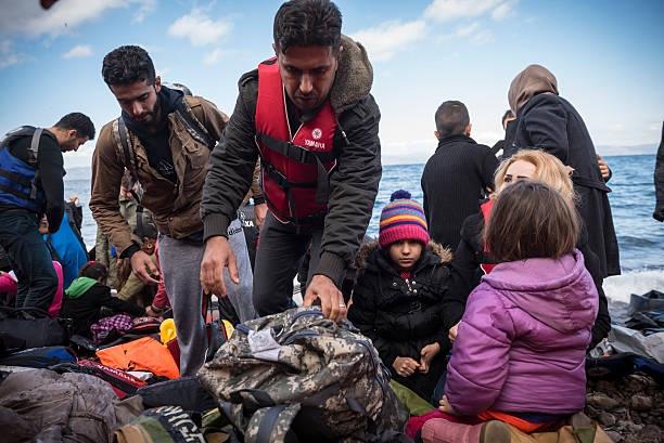Ponad 530 migrantów przypłynęło na Lampedusę - GospodarkaMorska.pl