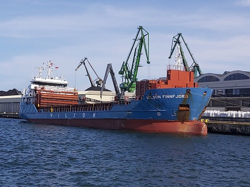 Wilson - Short Sea Shipping po norwesku - GospodarkaMorska.pl