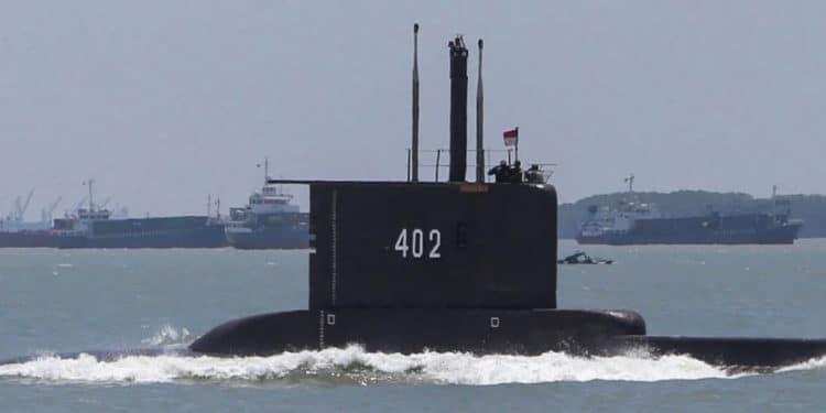 Chińskie statki ratownicze pomogą w odzyskaniu indonezyjskiego okrętu podwodnego - GospodarkaMorska.pl