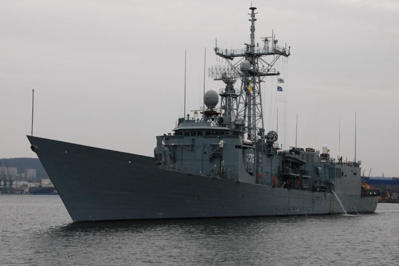 Fregata rakietowa ORP Gen. Pułaski będzie uczestniczyć w manewrach NATO na Atlantyku - GospodarkaMorska.pl