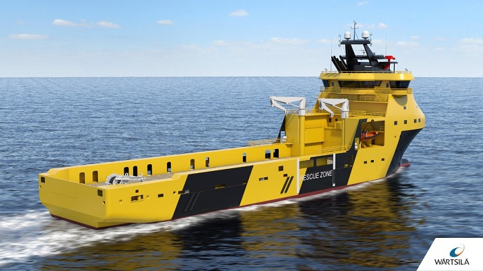 PSV Cooper Viking przekazany armatorowi Borealis Maritime - GospodarkaMorska.pl