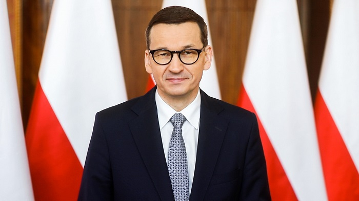 Premier Morawiecki o konieczności większego zaangażowania USA w Inicjatywę Trójmorza - GospodarkaMorska.pl
