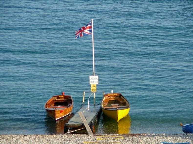 Brytyjskie łodzie patrolowe powrócą z Jersey do swojej bazy - GospodarkaMorska.pl