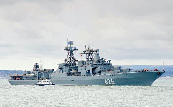 Adm. Stavridis: następna prowokacja Rosji może mieć miejsce na Morzu Czarnym - GospodarkaMorska.pl