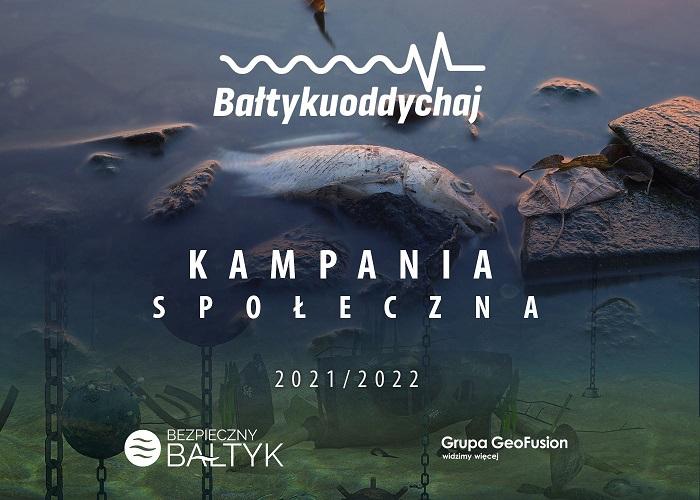 """Kampania społeczna """"Bałtyku, Oddychaj!"""" - GospodarkaMorska.pl"""