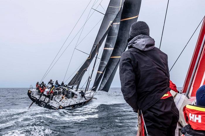 The Ocean Race Europe Prologue: Sailing Poland wygrał wyścig Kłajpeda - Gdynia! - GospodarkaMorska.pl