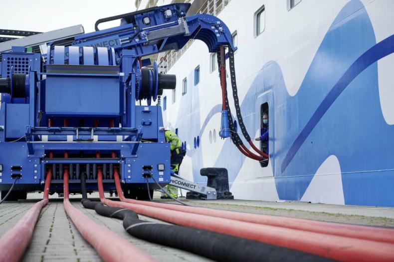 Otwarto największą w Europie elektrownię przybrzeżną - GospodarkaMorska.pl