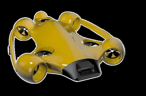 Swiss prezentuje pierwszy bezprzewodowy dron podwodny [wideo] - GospodarkaMorska.pl
