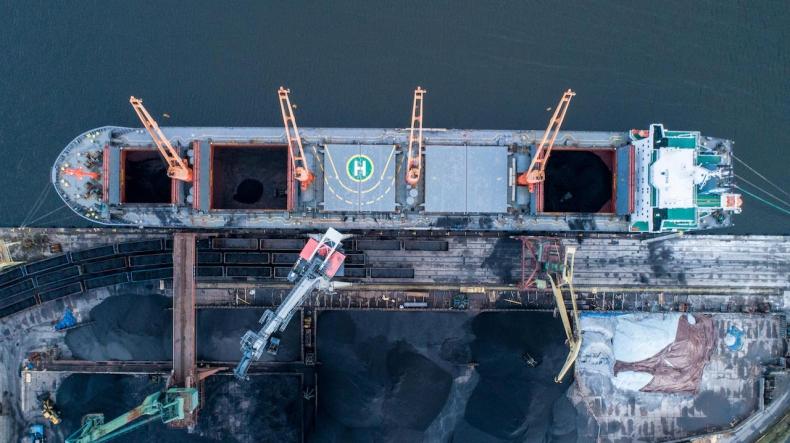 Wzrost cen węgla w europejskich portach - tak drogo nie było od dwóch lat - GospodarkaMorska.pl