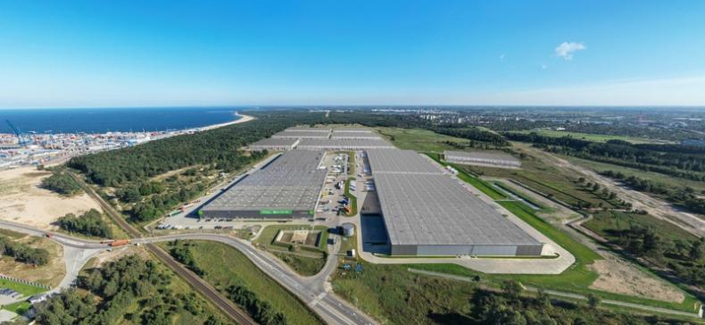 Gdańsk: GLP Poland zbuduje kolejny obiekt w Pomorskim Centrum Logistycznym - GospodarkaMorska.pl