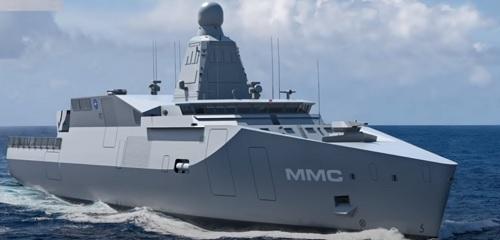 PGZ: wstępna oferta na fregaty Miecznik złożona - GospodarkaMorska.pl