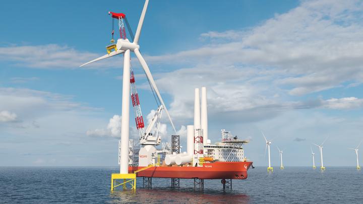 Eneti złożyła zamówienie warte 330 mln dolarów na nowe jednostki offshore - GospodarkaMorska.pl