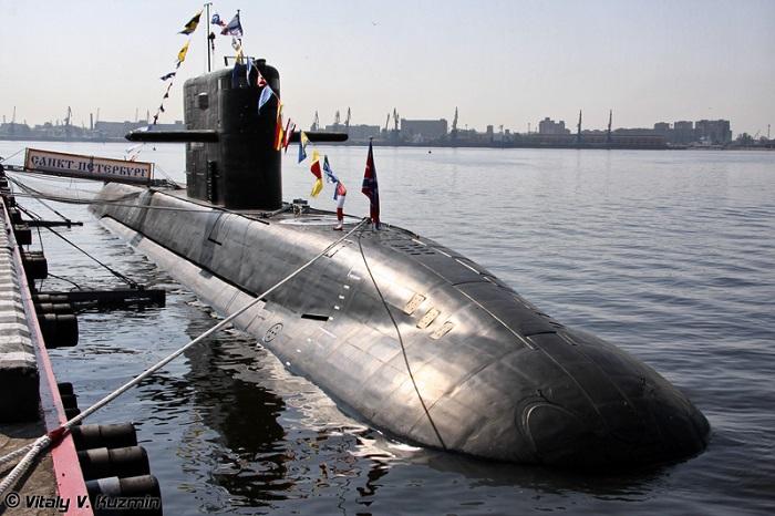 Rosja: Flota Bałtycka dostanie nowe okręty podwodne - GospodarkaMorska.pl