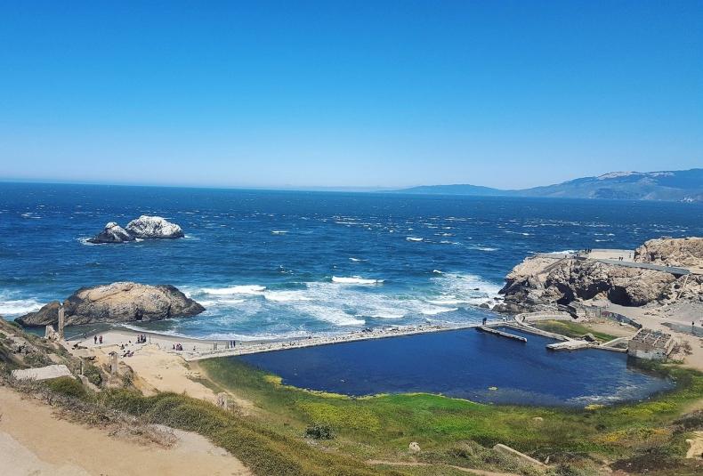Kalifornia chce rozwijać morską energetyką wiatrową. W planie 10 GW do 2040 roku  - GospodarkaMorska.pl