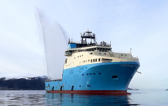 Maersk Supply Service wkracza na norweski rynek morskiej energii wiatrowej i ropy naftowej  - GospodarkaMorska.pl