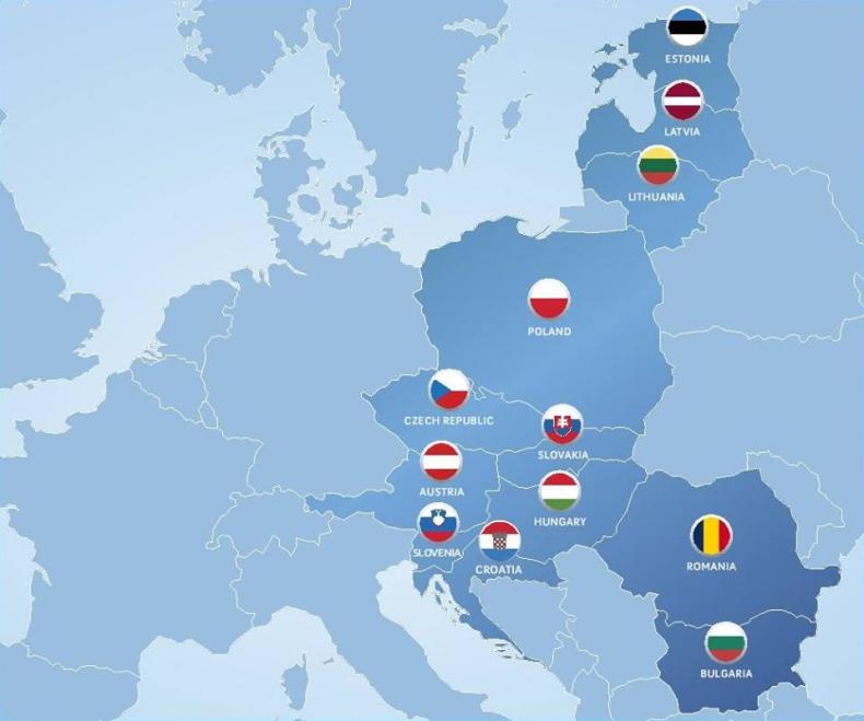 BGK: Potrzeba 600 mld euro na infrastrukturę w regionie Trójmorza - GospodarkaMorska.pl