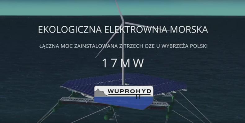 Innowacyjna technologia pozyskiwania energii z trzech źródeł OZE - GospodarkaMorska.pl