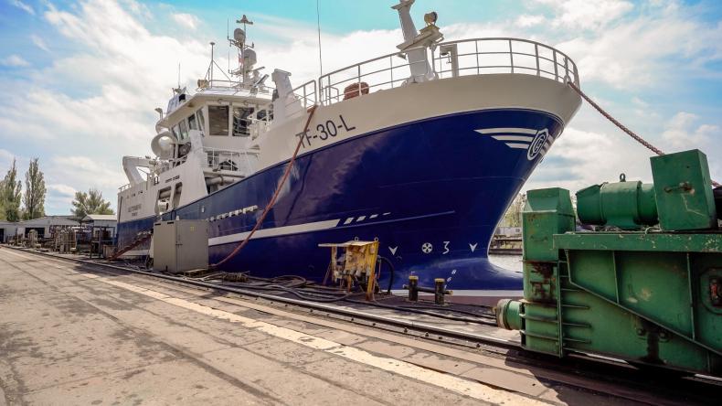 Stocznia Safe. Naszpikowany technologią statek rybacki gotowy do pracy [wideo]  - GospodarkaMorska.pl