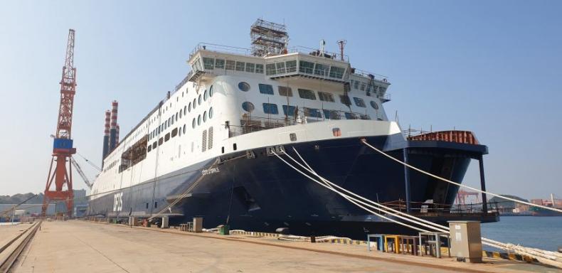 Wkrótce na trasie Dover-Calais, nowy prom DFDS [podsumowanie tygodnia 21/2021] - GospodarkaMorska.pl