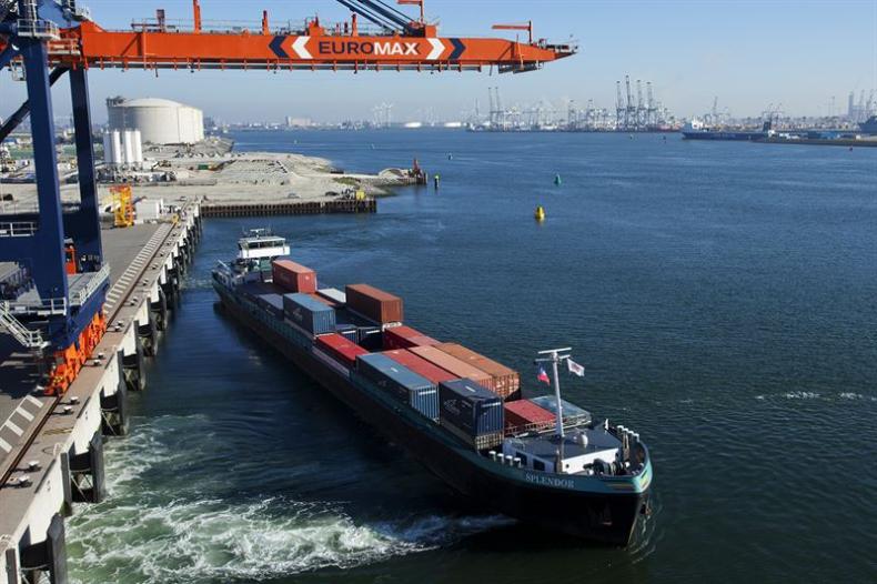 Wärtsilä opracuje autonomiczną, bezemisyjną barkę dla portu w Rotterdamie - GospodarkaMorska.pl
