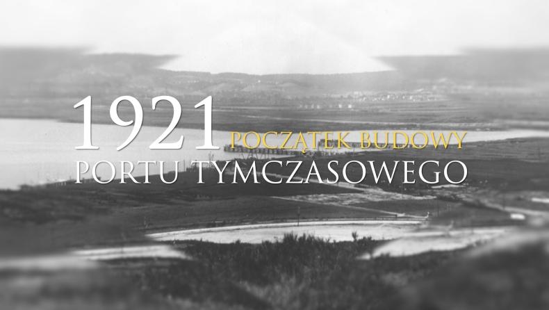 29 maja mija 100 lat od rozpoczęcia budowy Portu Gdynia [wideo] - GospodarkaMorska.pl