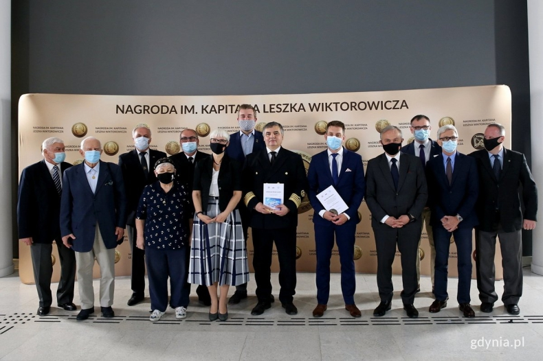Żeglarskie laury wręczone - GospodarkaMorska.pl