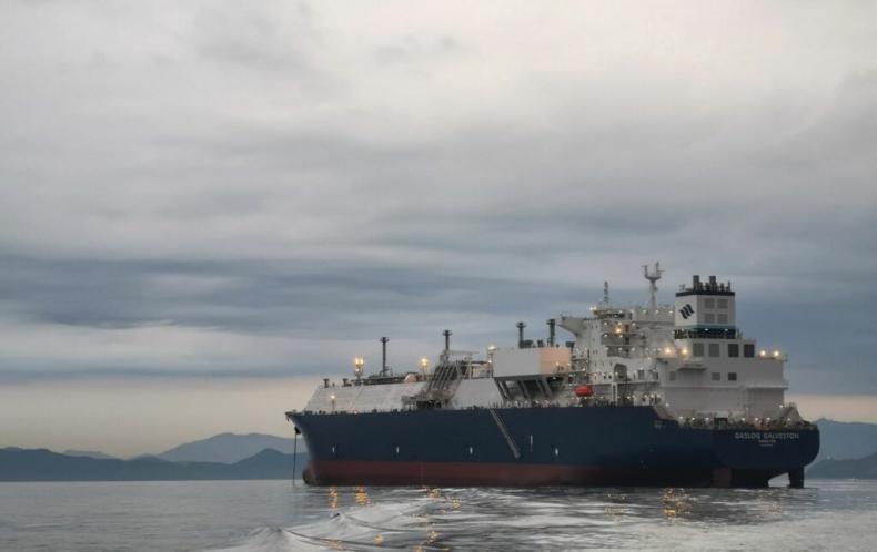 Zakończono pierwsze badanie emisji metanu z gazowców LNG - GospodarkaMorska.pl