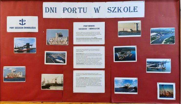 Dni portu w szkole, czyli portowy program edukacyjny [wideo] - GospodarkaMorska.pl