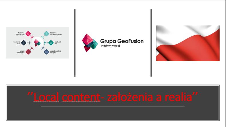 """""""Local content - założenia a realia"""" - GospodarkaMorska.pl"""
