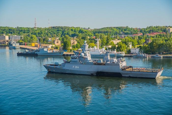 Rozpoczęły się ćwiczenia morskie Baltic Operations - GospodarkaMorska.pl
