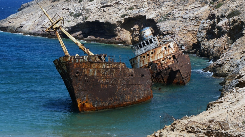 Światowe centrum złomowania statków jest w Azji - GospodarkaMorska.pl