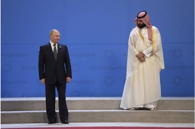 """Rosja i Arabia Saudyjska odrzucają wezwania do zakończenia inwestycji w ropę i gaz, nazywają plan MAE zerowej emisji netto """"nierealistycznym"""" - GospodarkaMorska.pl"""