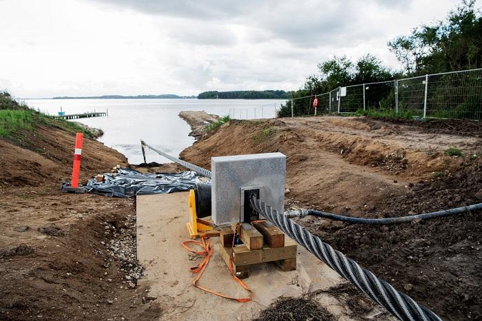 Baltic Pipe – zakończono wiercenie tunelu w miejscu lądowania gazociągu podmorskiego w Polsce - GospodarkaMorska.pl