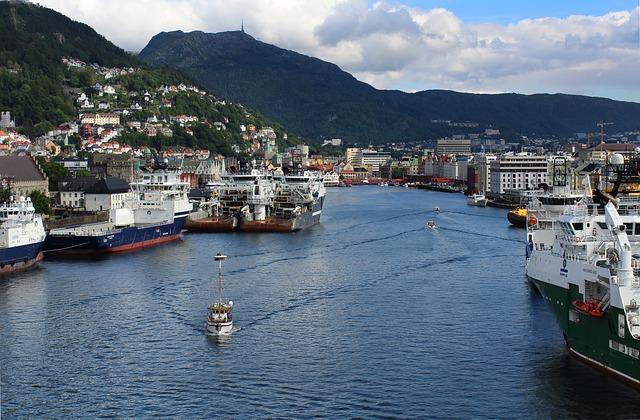 Norwegia: stawiamy na zieloną energię, ale ropa i gaz nadal będą ważne - GospodarkaMorska.pl