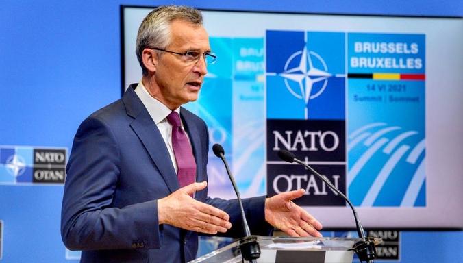 Stoltenberg: wśród tematów szczytu NATO genewskie rozmowy Biden-Putin - GospodarkaMorska.pl