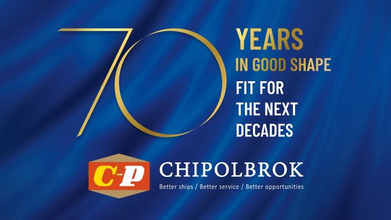 Chipolbrok dzisiaj obchodzi swoje 70-lecie! [WIDEO] - GospodarkaMorska.pl
