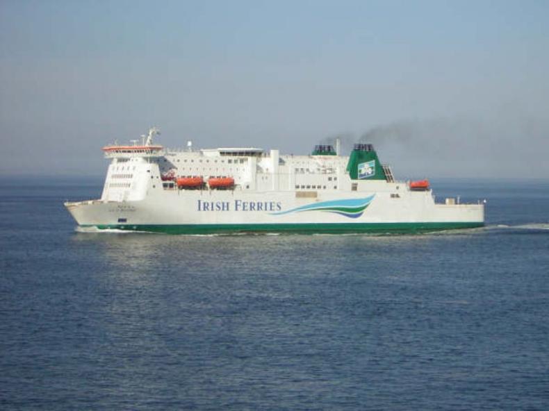 Szczegóły uruchomienia przez Irish Ferries serwisu Dover-Calais [Podsumowanie tygodnia 24/2021] - GospodarkaMorska.pl