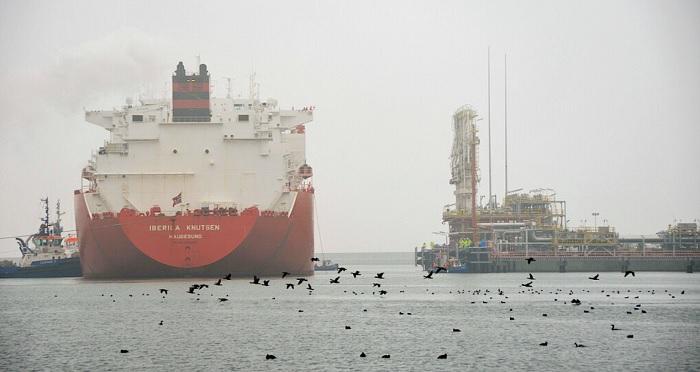 Pięć lat dostaw LNG do terminalu w Świnoujściu - GospodarkaMorska.pl