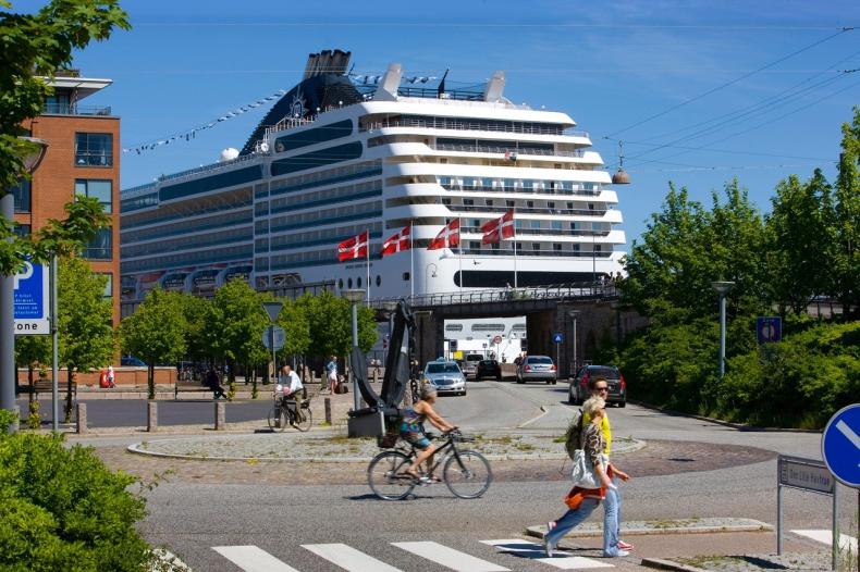 Kopenhaga – raport z bałtyckiego rynku portowego - GospodarkaMorska.pl